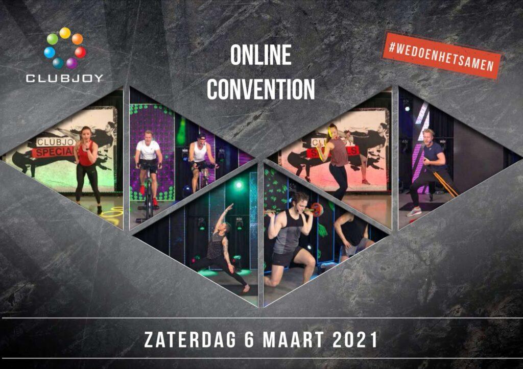 ClubJoy online convention