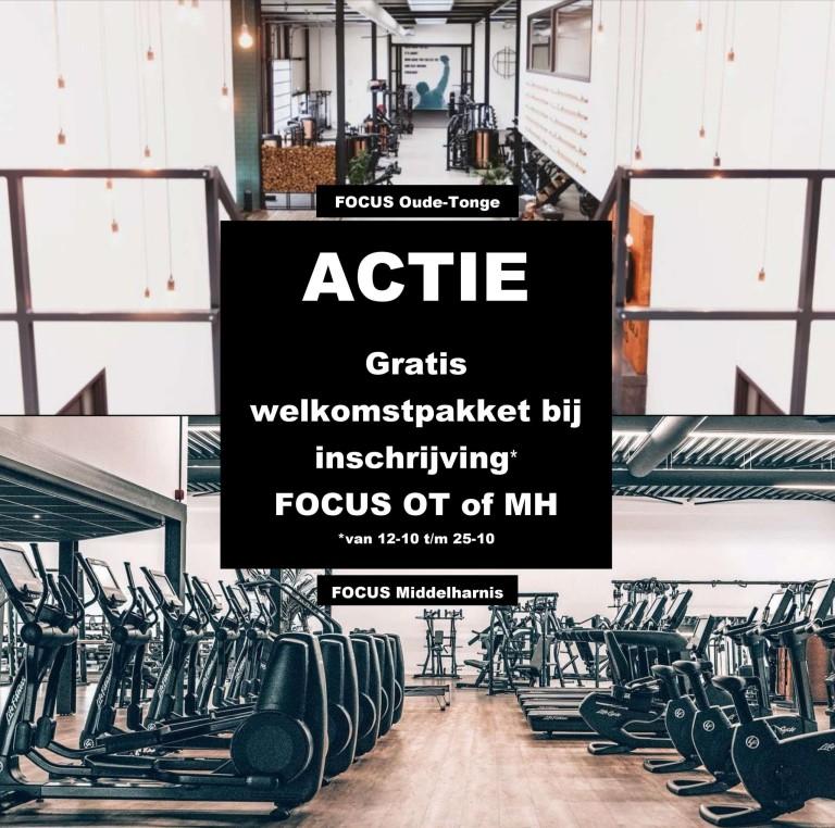 Actie-Welkomstpakket